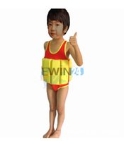 Wholesale Swim School Op Float Swimming Vests Swimsuit Swimming Helper Aid Devices for Kids Learning New and Good Quality