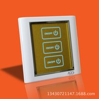 Wholesale Kang Jiedeng V3 N3 golden intelligent remote control switch remote switch wifi Shenzhen Things Smart Home