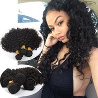 Cheap human hair extensions Best kinky curly
