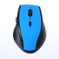 Wholesale Computer Mice D Button Wireless Mouse GHz Optical Gaming Mouse for PC Laptop High Quality