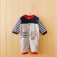Cheap 0-3 Months baby wear Best Unisex Winter baby garment
