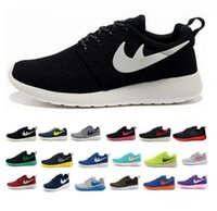 prices shoes - hot sale high quality factory price roshe running sports shoes for London Olympicrun men run colors