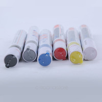 Wholesale New Arrive Gel Ink Marker Pens Universal Whatproof Permanent Car Motorcycle Tyre Tread Rubber Paint Marker Pen MHM420