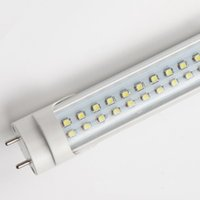 Wholesale 2ft W ft W ft W W T8 FT Led Tube Lights lm CRI gt Warm Natural Cool White m AC85 V