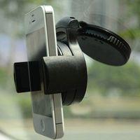 100pcs / lot universal imán de coches de montaje para iPhone 5S / 5 / Samsung S6 / S5 / S4 Cell Phone Holder para los coches Mobile Accesorios