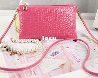 Wholesale New Arrive Women Lady PU Leather Hang bag Messenger Shoulder Hoho Purse Satchel Cross body Bag