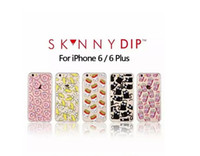 apple dip - Skinny Dip D Eyes TPU Acrylic Cartoon Cute move eye skin Soft Gel Clear cover case For Iphone S Plus