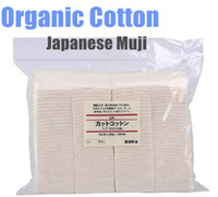 Wholesale 140pcs DIY MOD Atomizer Japan usa RDA Wicking organic cotton Muji sheets koh gen do from Japanese organic cotton pads indonesia S904M