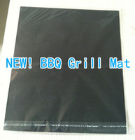 Wholesale 2016 Spring New products size cm BBQ Grill Mats barbecue pad Ptfe NON Stick Surface Hot Plate MatTV057