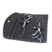 Wholesale barber Hair Cutting Thinning Scissors Shears Hairdressing Set With Case hair scissors hair style salon tijeras peluquero