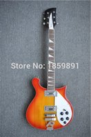 360 - OEM Factory Top quality lowest price Rick Electric guitar Rick with CS color