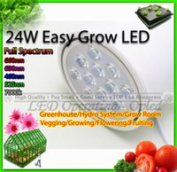 Wholesale light col professional lighting full spectrum high power led grow light Easy Grow LED W lamp for growing flowering plants grow box
