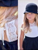 romper - Exclusive custom tailored baby twins baby clothes lace vest vest LACE ROMPER JUMPSUITS DRESS BOWKNOT SHORTS CUTE HOT SUMMER TODDLER