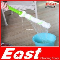 spin mop - EAST cleaning tools Rotary Spin Twist Rotating Mop with microfiber head for housekeeper cleaning home floor