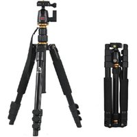balls aluminum alloy - Beike BK Pro Portable Contractive Reflexed Tripod Camera Ball Head Carrying Bag Load Weight to kg