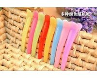Wholesale G747 accessories factory direct hairpin word folder duckbill clip hairpin candy colored jewelry accessories