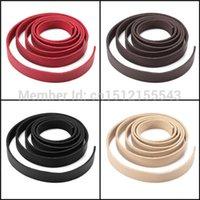Wholesale 1 PC cm mm PU Leather Purse Strap Handle DIY Replacement Bag Handbag Strap order lt no track