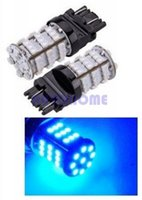 Wholesale 2 x BLUE LED Daytime Running Light Bulbs SMD order lt no track