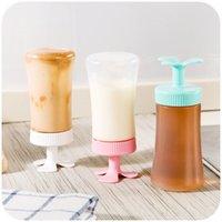 Wholesale Kitchen supplies condiment bottles oiler salad bottle jam pot vinegar bottle honey cream bottle