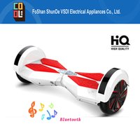 age balance - LED Bluetooth Self balancing board hoverboard smart balancing scooter of drifting style using for all ages with high quality