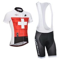 Wholesale 2015 Assos Graft bicycle wear Red comfortable cycling jersey bib shorts best selling cycling skinsuit cycling jersey set