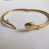 best fades - Bracelet for Women Titanium Steel Jewelry Gold Color can keep year not fade Great Quality Infinity K Gold Plated Bracelet Best Quality