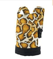 baby doll carriers - New arrival fashion Front Back cotton Baby doll Carrier baby carriers for kids colors in stock