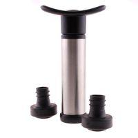 bar bottle coolers - Wine Bottle Vacuum Sealer Wine Bottle Saver Vacuum Preserver Pump Sealer Bar Stopper Kitchen Tools order lt no track