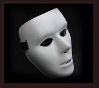 halloween masks - Halloween Adults Jabbawockeez Blank Mask For Scary Full Face Mask For Club Party With Free Shiipping