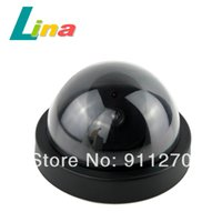 Wholesale Fake LED Dummy Dome Security CCTV Camera Motion Detector For Home Office