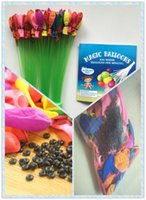 games for beach - Refill Kits for Bunch o Water Balloons one bag balloons and O rings Outdoor Toys for Kids Playing Water Games Pool Beach Backyard Party