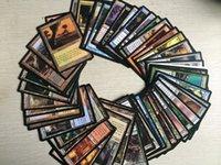 Wholesale Villa Zheng s set DIY magic the gathering MTG fetch lands dual lands board game card Unofficial