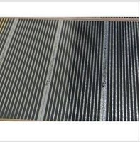 Wholesale Warm geothermal heating film city square Excel package yuan m2 excluding labor costs m