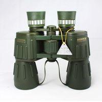 Cheap Binoculars telescope large ultra-wide angle telescope eyepiece 10X50 high power high-definition military night vision Binocular SEEK