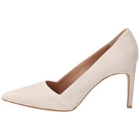 low heel dress shoe - Nude Pointed Toe Dress Shoes Low Heel Women Pumps New Fashion Stiletto Heel Size Shoes Slip ons Spring Designer Comfortable Shoes