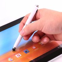 big laser pointer - Hot Selling High quality in Laser Pointer LED Torch Touch Screen Stylus Ball Pen for iPhone Big Sale