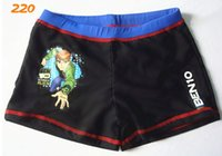 Cheap boys swimming trunks Best flat food shorts trunks