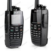 band programs - TYT DM UVF10 CH Digital Walkie Talkie DTMF DPMR Dual Band Radio Ham Transceiver USB Program Cable BaoFeng Handheld Speaker