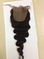 Cheap Brazilian Virgin Hair Best silk closure