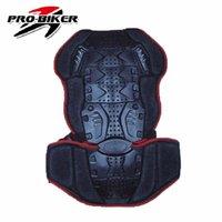 body armor - 2015 New PRO BIKER Motorcycle Racing Bike ATV body armor backpiece back Protective Motocross back protector