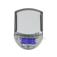 Wholesale 100g g Mini Diamond Digital Pocket Jewelry Portable LCD Electronic Scale Weight Weighing Scale FMEGE