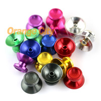 Xbox360 analog cap - Metal Analog stick joystick Thumbstick mushroom cap For xbox360 game Controller replacement spare parts repair