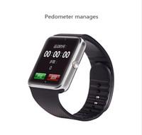 Aiwatch A8 + Smartwatch MTK6260A Chipset intelligente vigilanza Smartphone polso con 1,5 pollici TFT 2.5D schermo capacitivo del pannello di tocco