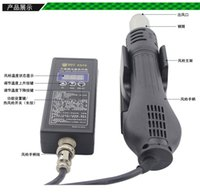 Wholesale BEST Handheld hot air gun soldering station