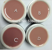 arts test - 801X ml CANNI Factory Supplier Nail Art Test Sample Nude Color Camouflage UV Gel
