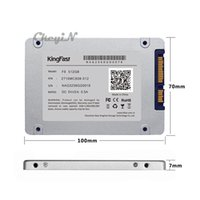 Wholesale Kingfast Original quot SATA3 Internal SSD GB SSD With MB Cache Gb s Hard Drive Solid State HDD For Computer KSD512A order lt no