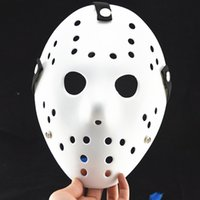 Wholesale 50pc Halloween Film black Friday killer Jason mask O H55