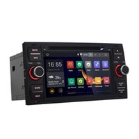 Wholesale 7 inch Din Android Car DVD Player GPS Navigation Radio for Ford Transit Galaxy Focus Mondeo Fiesta C max S max Kuga Connector