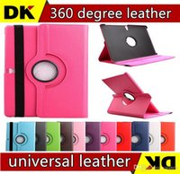 Wholesale SGpost For ipad air mini Degree Rotating Rotary PU Leather Case Smart Cover Case Stand For iPad4