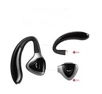 battery wireless headset - S106 Wireless Bluetooth Dual Battery Stereo Headset Headphone Earbuds Handsfree Calling with LED for iPhone Samsung HTC phone